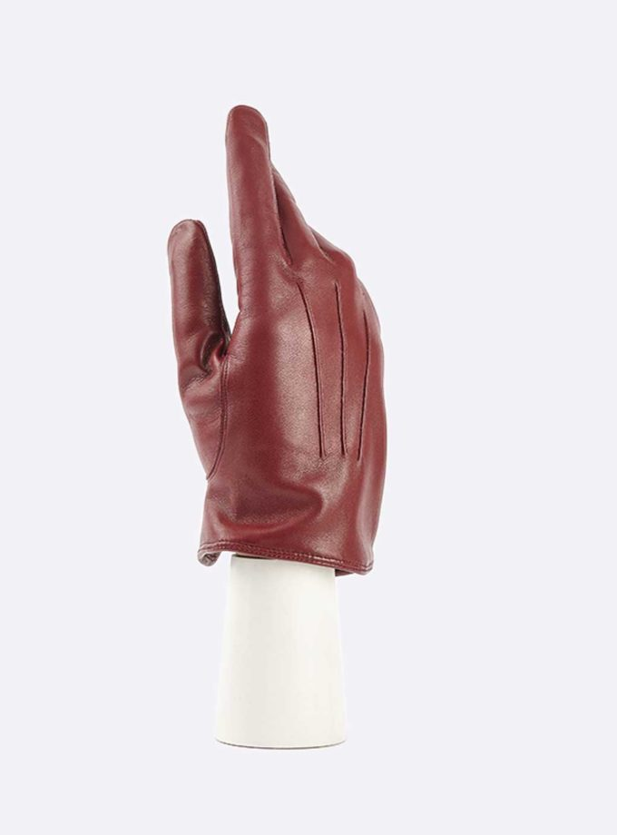 handschoenen cognac kleurig