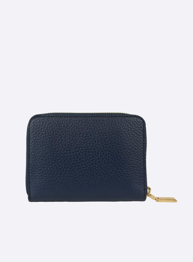 portemonnee donkerblauw