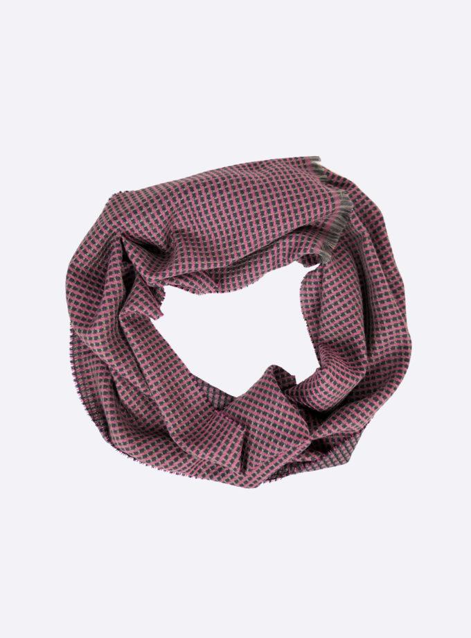 sjaal cyclaam kleur