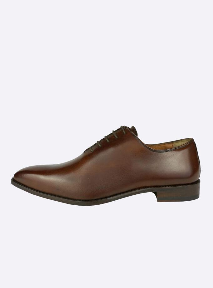 Schoenen bruin leer